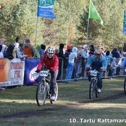10. Tartu Rattamaraton - Kirsti Määrits (4096), Artur Jürimäe (5304)