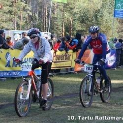 10. Tartu Rattamaraton - Aavo Teek (1982), Katrin Miisna (4101)