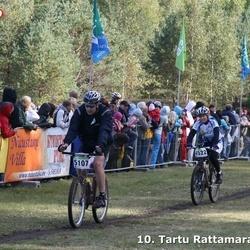 10. Tartu Rattamaraton - Age Roos (4522), Raimo Lang (5107)