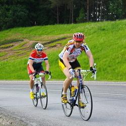 SEB 32. Tartu Rattaralli - Brita Liivamaa (5112), Mart Suursu (5275), Jaanus Kask (5633)