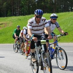 SEB 32. Tartu Rattaralli - Raigo Arund (5809), Armin Tragel (6903)