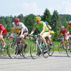 SEB 32. Tartu Rattaralli - Raivo Altmets (820), Janis Kukk (897), Peeter Voovere (953)