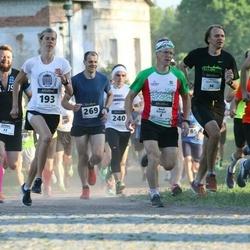 Õhtujooks II etapp - Raul Kangur (3), Björn Puna (23), Targo Tennisberg (36), Minna Kuslap (193), Rein Oder (269)