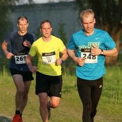 Õhtujooks II etapp - Robert Unga (29), Viljar Lille (248)