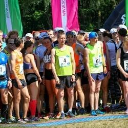 47. jooks ümber Harku järve - Vjatšeslav Košelev (4), Georgi Vinogradov (63), Kirsi Gertrud Meigas (333)