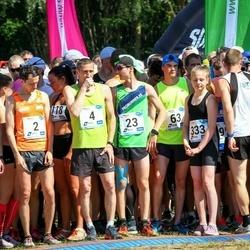 47. jooks ümber Harku järve - Raivo Alla (2), Jaanus Kallaste (3), Vjatšeslav Košelev (4), Rainer Kravets (23), Georgi Vinogradov (63), Kirsi Gertrud Meigas (333)