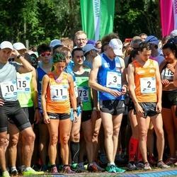 47. jooks ümber Harku järve - Raivo Alla (2), Jaanus Kallaste (3), Vjatšeslav Košelev (4), Tanel Levkoi (10), Olga Andrejeva (11)