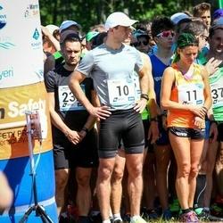 47. jooks ümber Harku järve - Tanel Levkoi (10), Olga Andrejeva (11)