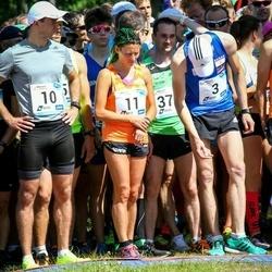 47. jooks ümber Harku järve - Jaanus Kallaste (3), Tanel Levkoi (10), Olga Andrejeva (11)