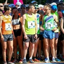 47. jooks ümber Harku järve - Raivo Alla (2), Vjatšeslav Košelev (4), Ahto Jakson (19)