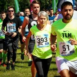 47. jooks ümber Harku järve - Rodolfo Perez (51), Aimi Pihel (393)