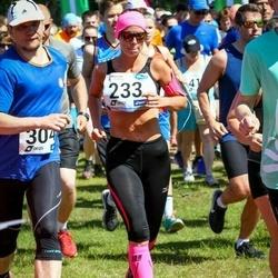 47. jooks ümber Harku järve - Annika Koppel (233)