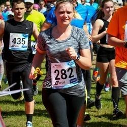 47. jooks ümber Harku järve - Jelena Levitskaja (282)