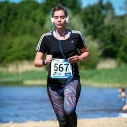 47. jooks ümber Harku järve - Aleksandra Vinogradova (567)