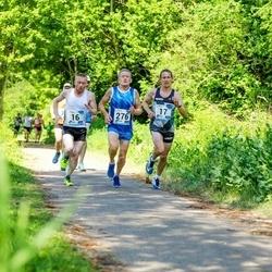 47. jooks ümber Harku järve - Esko Järvi (16), Erkki Hummal (17), Agu Lehemaa (276)