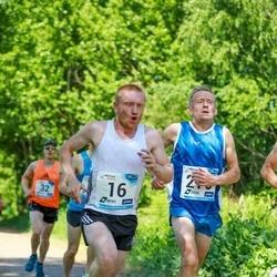 47. jooks ümber Harku järve - Esko Järvi (16), Agu Lehemaa (276)