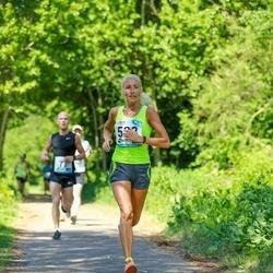 47. jooks ümber Harku järve - Anneli Vaher (538)