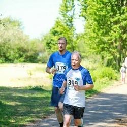47. jooks ümber Harku järve - Artur Jesse (179), Marko Pill (399)