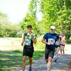 47. jooks ümber Harku järve - Aare Kaarma (188), Igor Burdin (601)