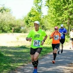 47. jooks ümber Harku järve - Bruno Münter (363)