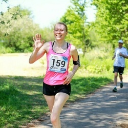 47. jooks ümber Harku järve - Imbi Hepner (159)