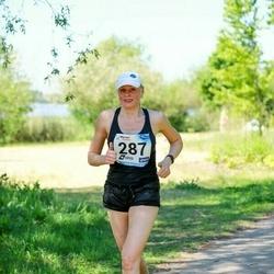 47. jooks ümber Harku järve - Aali Lilleorg (287)