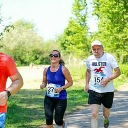 47. jooks ümber Harku järve - Aavo Halling (154), Ele Ots (375)