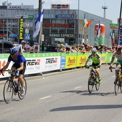 SEB 32. Tartu Rattaralli - Sander Sabre (1989), Agnes Kukk (5153), Madis Ligi (5232)