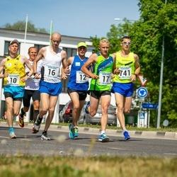 VI Rapla Selveri Suurjooks - Marti Medar (10), Dmitri Aristov (12), Ando Õitspuu (16), Rauno Reinart (17), Kaupo Sasmin (741)