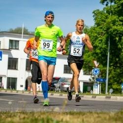 VI Rapla Selveri Suurjooks - Jürgen Külm (52), Aleksandr Kuleshov (99)