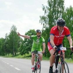 37. Tartu Rattaralli - Mairold Agu (939), Aleksey Balandin (1389)