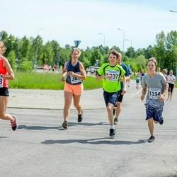 VI Rapla Selveri Suurjooks - Karin Sangla (385), Birgit Barbo (813), Markus Mutli (1334), Artur Aarma (1337)