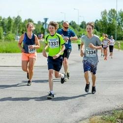 VI Rapla Selveri Suurjooks - Karin Sangla (385), Markus Mutli (1334), Artur Aarma (1337)