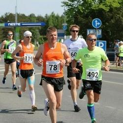 VI Rapla Selveri Suurjooks - Mart Kivi (78), Lauri Jürjen (119), Andre Kaaver (492), Jürgen Veber (834)
