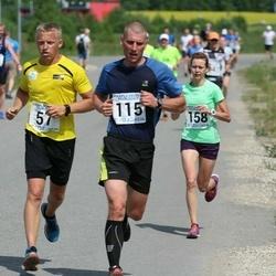 VI Rapla Selveri Suurjooks - Ando Hermsalu (57), Maret Volens (158)