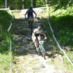 Husqvarna Eesti Olümpiakrossi karikasari 2018 II etapp / Rakvere Rattabaasi XCO - Lauri Tamm (10)