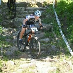 Husqvarna Eesti Olümpiakrossi karikasari 2018 II etapp / Rakvere Rattabaasi XCO - Johann Mattias Puuorg (95)