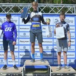Husqvarna Eesti Olümpiakrossi karikasari 2018 II etapp / Rakvere Rattabaasi XCO