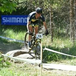 Husqvarna Eesti Olümpiakrossi karikasari 2018 II etapp / Rakvere Rattabaasi XCO - Alari Kannel (59)