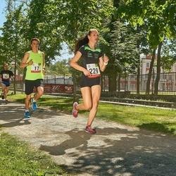 Rimi Juunijooks - Georgi Vinogradov (17), Triinu Bergmann (229)