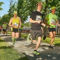 Rimi Juunijooks - Einar Hillep (27), Raivo Raudsepp (136), Indrek Guitor (200)