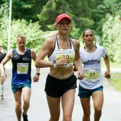 4. Otepää jooksutuur - Katrena Tenno (10), Marek Läte (76), Andra Moistus (89)
