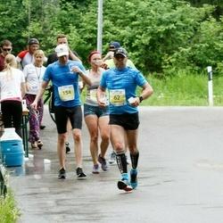 4. Otepää jooksutuur - Ando Mesi (62), Margus Laanemäe (154)