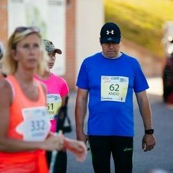 4. Otepää jooksutuur - Deevi Ots (61), Ando Mesi (62)