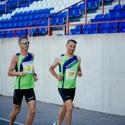 4. Otepää jooksutuur - Marek Võsu (3), Kalle Lellep (120)