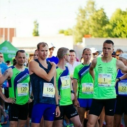 4. Otepää jooksutuur - Rauno Laumets (1), Kalle Lellep (120), Bert Tippi (156)