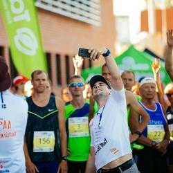 4. Otepää jooksutuur - Marek Võsu (3), Ilmar Tagel (22), Mardo Lundver (75), Bert Tippi (156)