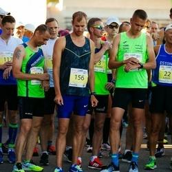 4. Otepää jooksutuur - Ilmar Tagel (22), Mardo Lundver (75), Bert Tippi (156)