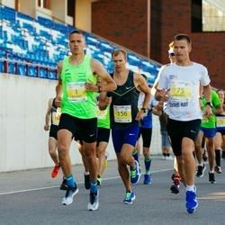 4. Otepää jooksutuur - Rauno Laumets (1), Andres Hellerma (5), Mardo Lundver (75), Bert Tippi (156)