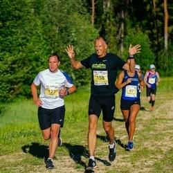 4. Otepää jooksutuur - Robert Unga (123), Sander Lepik (158)